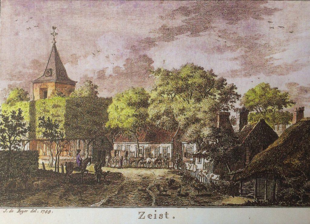 kerk en hof van holland