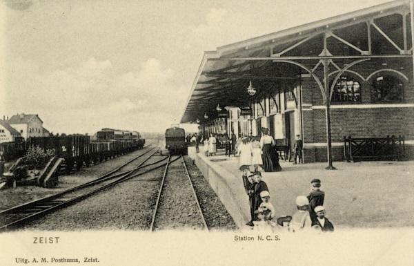 Station Zeist